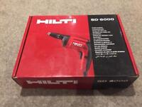 Hilti SD 6000 Drywall Screw Gun 110v