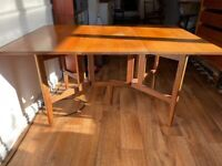 Mid century Remploy dining table. Vintage, retro