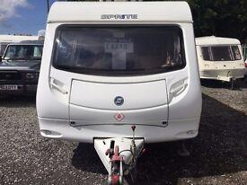 2008 Sprite Major 6 Fixed end bunks Fabulous caravan for the family getaway!!!