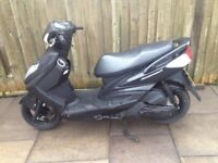 Yamaha nxc 125 2015 4 stroke fuel injected scooter nxc125