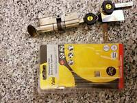 Yale 3 Star Euro Security Lock (New)