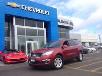 2013 Chevrolet Traverse 2LT AWD HEATED SEATS TRAILER PACKAGE!!!