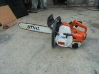 STIHL 08 S CHAINSAW