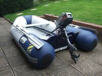 Mariner 3.3HP 2 Stroke Outboard Engine