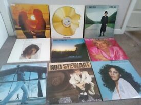 26 vinyl albums and 14 12inch singles