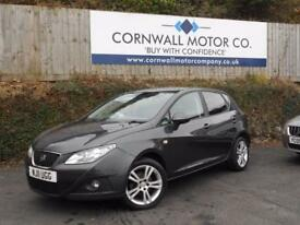 SEAT IBIZA 1.4 CHILL 5d 85 BHP RECENT SERVICE + NEW MOT (grey) 2011