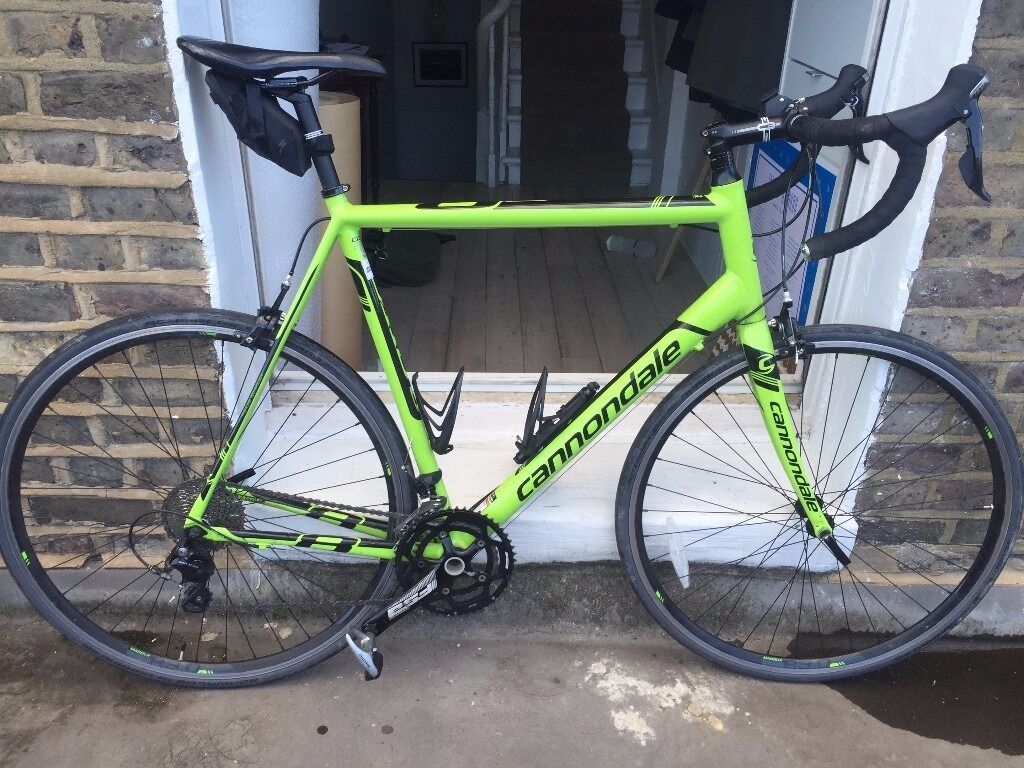 Cannondale Caad8 105 Road Bike 61cm 24 Inches In Excellent