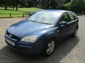 2007 57 FORD FOCUS 1.8 TDCI STYLE 5 DOOR HATCHBACK FULL MOT FSH NEW CLUTCH AND FLYWHEEL PX SWAPS
