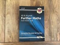 A.level maths book