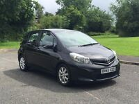 QUICK SALE WANTED! Toyota YARIS 5-DOOR 1.4 D-4D TR - REVERSING CAMERA - MANUAL Diesel