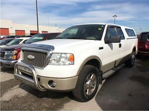 2007 Ford F-150 LARIAT**4X4**LEATHER SEATS**HEATED SEATS**