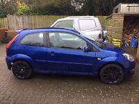 Ford Fiesta ST 2 litre petrol