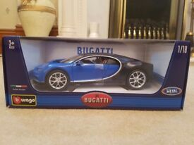 BUGATTI die cast model