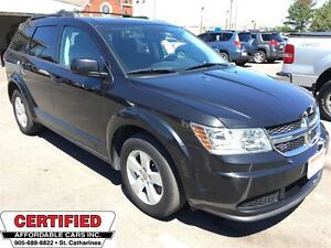 2013 Dodge Journey Canada Value Pkg ** DUAL CLIMATE, BLUETOOTH *