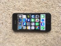 Apple iPhone 5 - 16GB - Space Grey - Very Good Condition - will unlock to any network