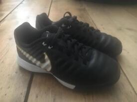 Boys Nike Astro Turf trainers size 11 - like new