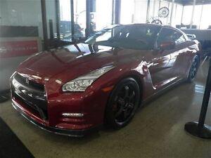 2016 Nissan GT-R Black Edition  AWD  Twin Turbo