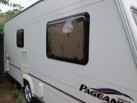 bailey pageant monarch series 5 2005 2 berth