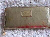 Michael Kors Women purse-gold