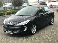 Peugeot 308 1.6 HDi FAP Sport Hatchback 5dr Diesel Manual HPI CLEAR, FSH
