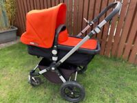 Bugaboo Cameleon 3 and car seat