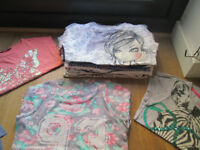 VARIOUS GIRLS TOPS - AGES 5-9 - FROM £1.50-£2.50 PER ITEM - VGC