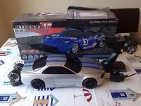 HPI 1/10 scale brushed RC Strada Evo (Drift)