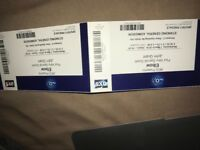 Selling 4x tickets Elbow 02, Tonight £100 ONO