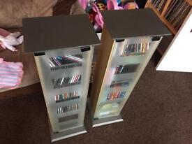 DVD/CD Units x 2