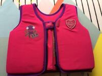 Speedo Kids Float/Swimming Vest 2-4 Years