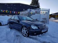 Mercedes-Benz C Class 1.8 C180 Kompressor Sport Edition**immaculate condition inside & out**must see