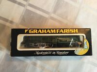 Graham Farish 1409 British Green Great Western Engine (N Gauge)