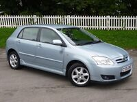 2006 (06) Toyota Corolla 1.6 VVT-i Colour Collection |1 OWNER | 12 MONTHS MOT | 2 KEYS | P.S.HISTORY