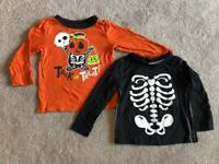 Halloween outfit long sleeved T-shirt's baby/toddler 18-24 months