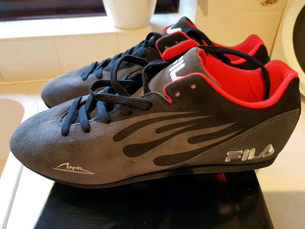 0f6364e5f67 Michael Schumacher racing shoes   in Redruth, Cornwall   Gumtree