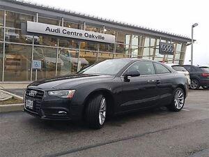 2014 Audi A5 2.0 8sp Tiptronic Progressiv Cpe /Audi Certified