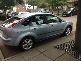 Ford Focus 2005 selling car because I have bought a new car. focus is clean, good runner reliable