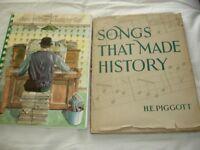 2 Interesting music books