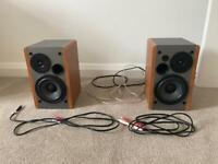 Edifer R1280Ts bookshelf speakers