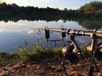 Cotswold Rods 12′ 3.5lb – R1 FT custom built Carp rods