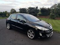 Peugeot 308 GT not A3, Leon, Golf, Focus, Astra
