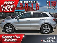 2007 Acura RDX Turbo W/ AWD-Heated Leather-Sunroof