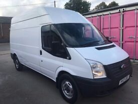 FORD TRANSIT T350 LWB FWD 125,EURO 5, 2013REG FOR SALE