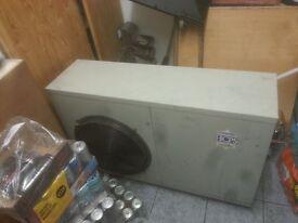 shop compressor.