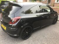 Corsa limited edition great condition Mot to march2019. Low insurance. No mods