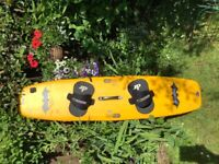 Kitesurf board