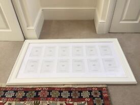White Company large photo frame