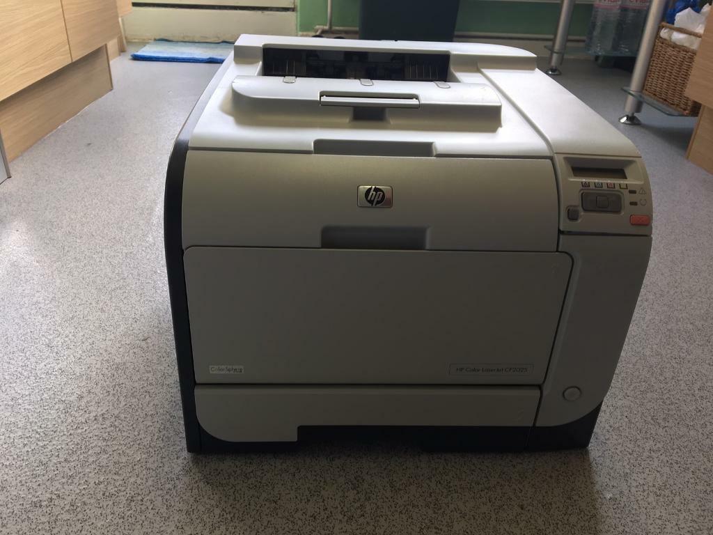 HP Colour LaserJet CP2025 printer | in Islington, London | Gumtree