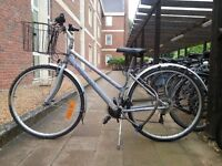 CAMBRIDGE Second Hand Female Student Bike for 50 GBP - metal lock included (bought it 2 years ago)
