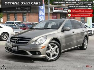 2009 Mercedes-Benz R-Class ACCIDENT FREE! NAVI! BACK UP CAMERA!
